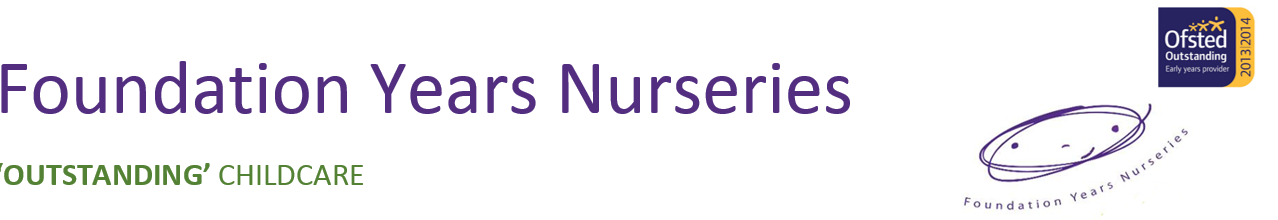 Foundation Years Nurseries